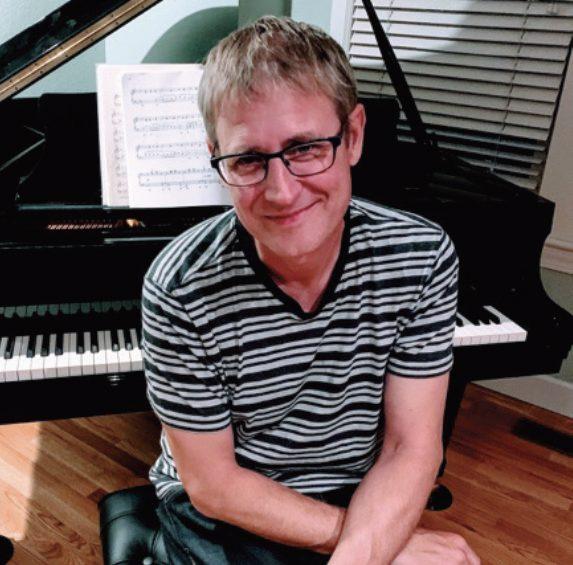 Bryan Wagstaff at Piano