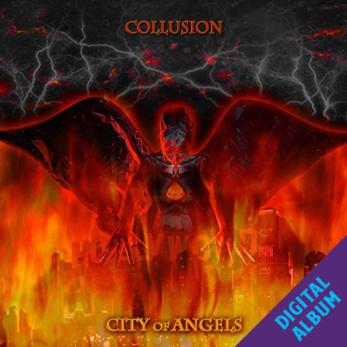 "Featured image for ""Collusion ""City Of Angels"" Digital Album (mp3)"""