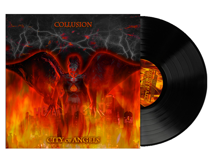 "Featured image for ""Collusion ""City Of Angels"" Vinyl"""