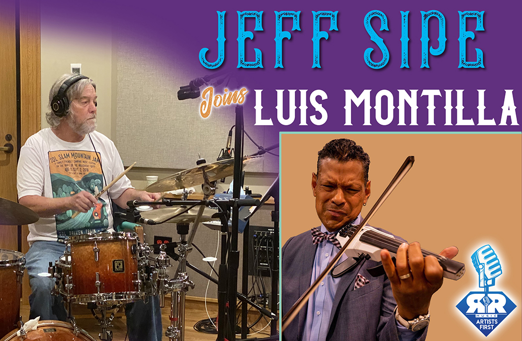 Click here to read about Jeff Sipe joining the many artists on Luis Montilla's new album!