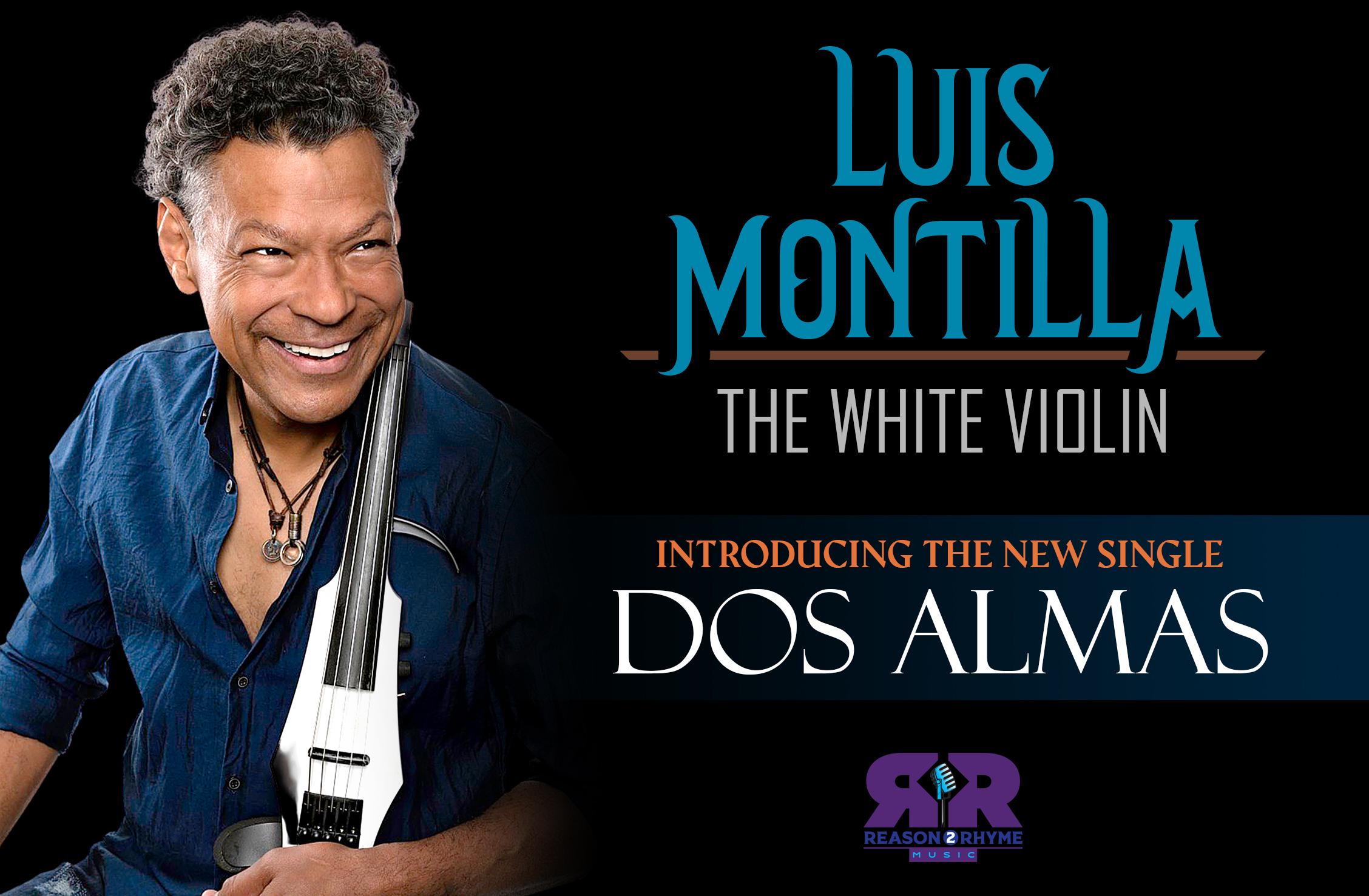 Luis Montilla - The White Violin
